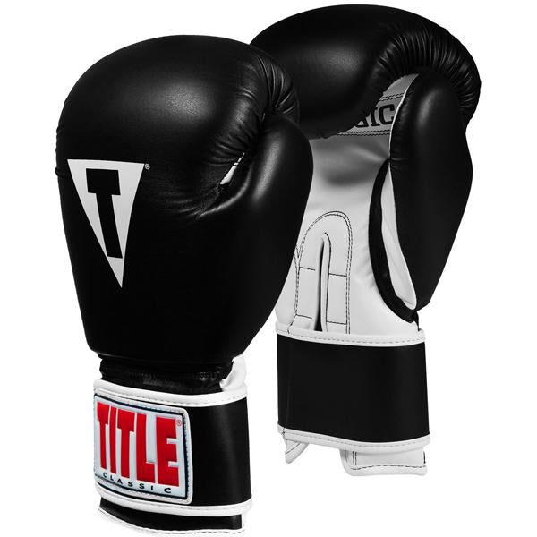 TITLE Boxing Classic Pro Training Gloves 3.0