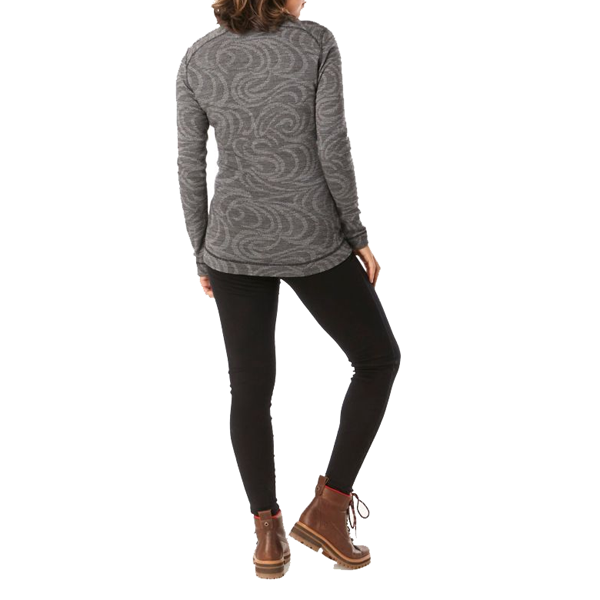 Women's Merino 250 Baselayer Pattern Crew alternate view