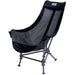 Alternate view Lounger DL Chair - Black