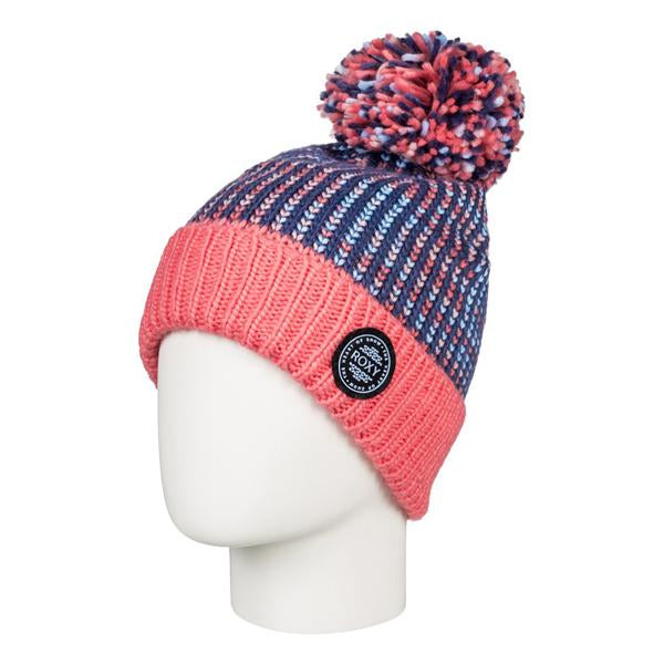 Girls' Snowflurry PomPom Beanie