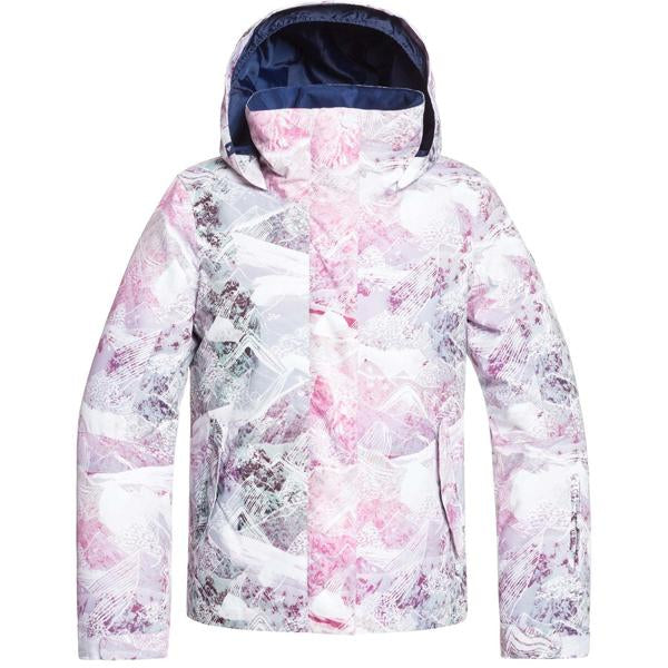 Roxy Girls' Roxy Jetty Jacket