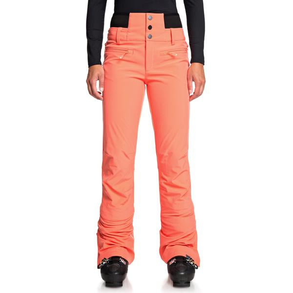 Roxy Women's Rising High High-Waist Snow Pants