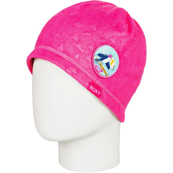 Roxy Girls' Kaya Teenie Polar Fleece Beanie