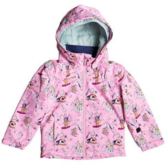 Girls' Mini Jetty Snow Jacket
