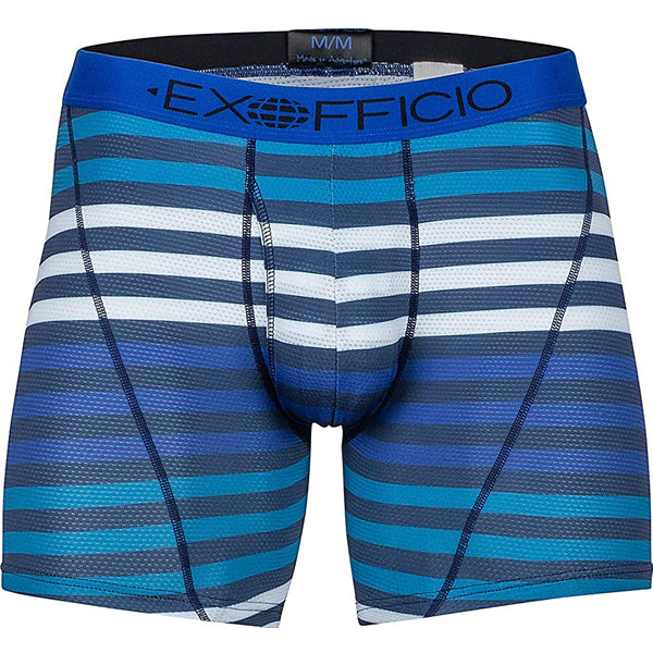 Men's Give-N-Go Sport Mesh Boxer Brief 6""