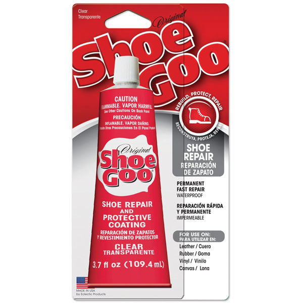 Shoe Goo Clear - 3.7 oz