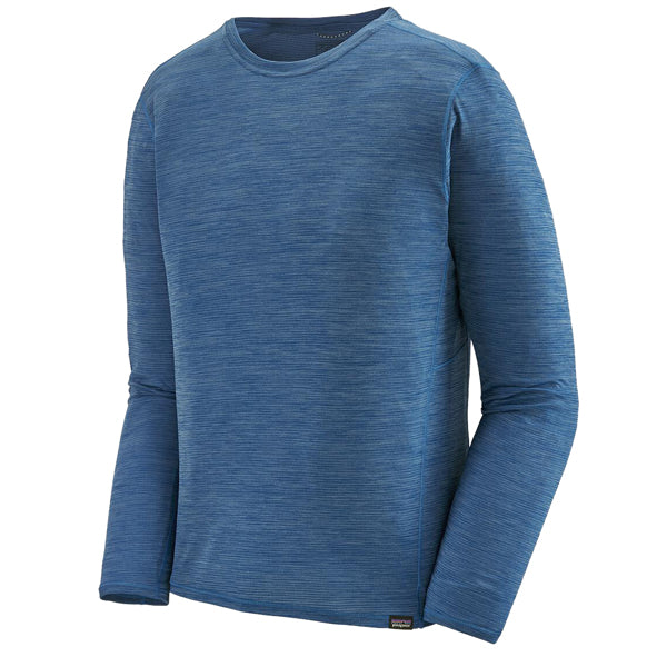Patagonia Men's Capilene Cool Light Weight Long Sleeve