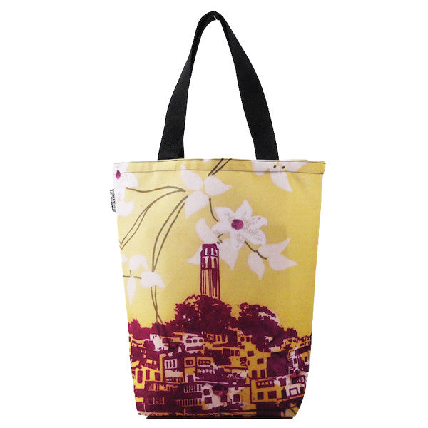 Tote - J Coit Tower Flower
