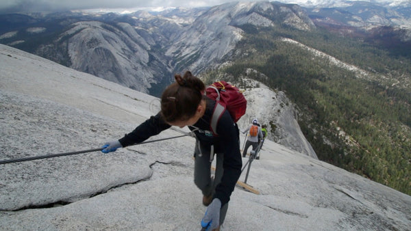 Backpacking Yosemite: Half Dome