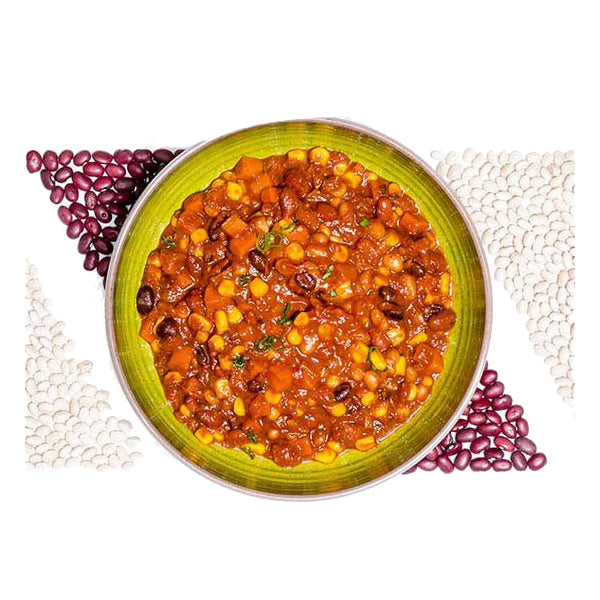 Smoked Three Bean Vegan Chili (2 Servings) alternate view