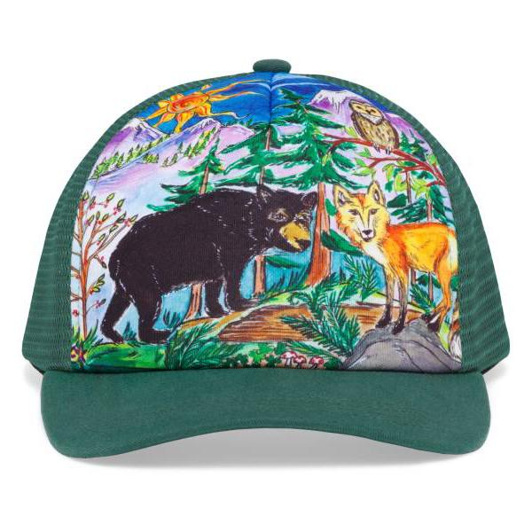 Youth Forest Friends Trucker