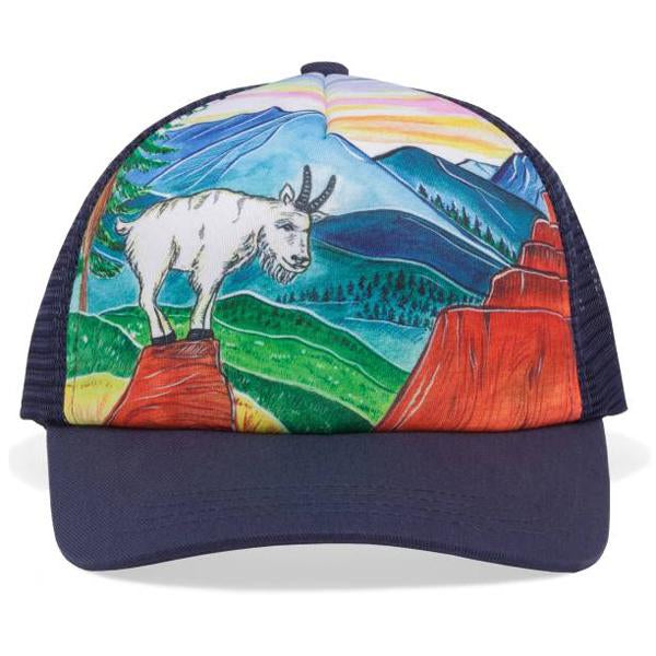 Youth Mountain Goat Trucker