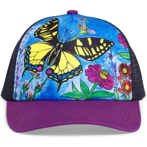 Youth Artist Series Swallowtail Trucker