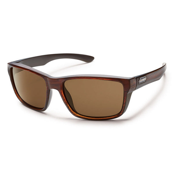 Mayor - Burnished Brown/Brown Polarized