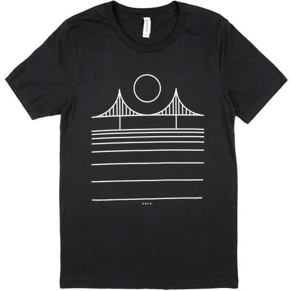Culk Men's Minimal Bridge Tee