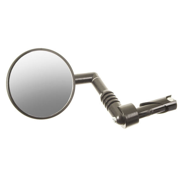 Bar End Flat Bar Mirror