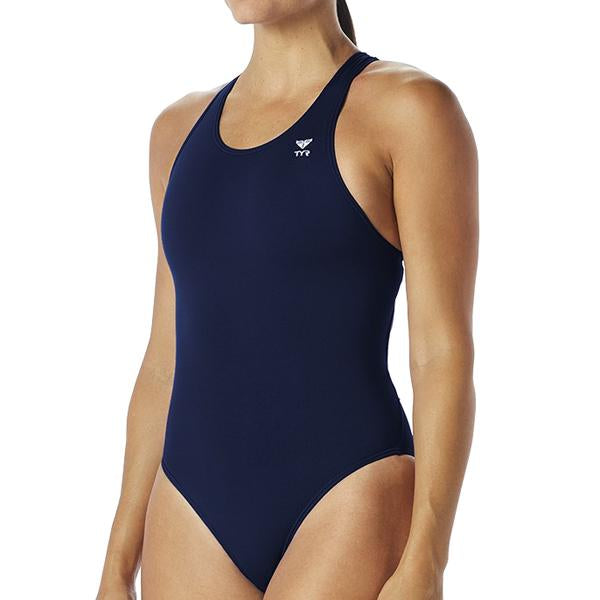 Women's TYReco Solid Maxfit Swimsuit alternate view