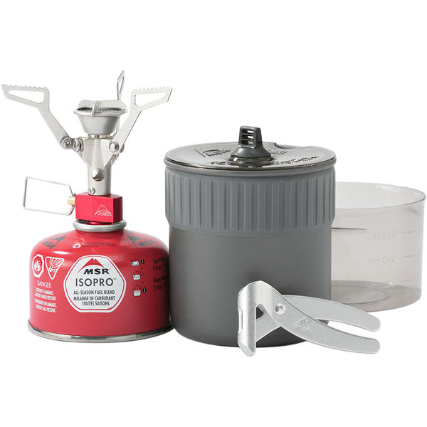 MSR PocketRocket 2 Mini Stove Kit 0.8 L