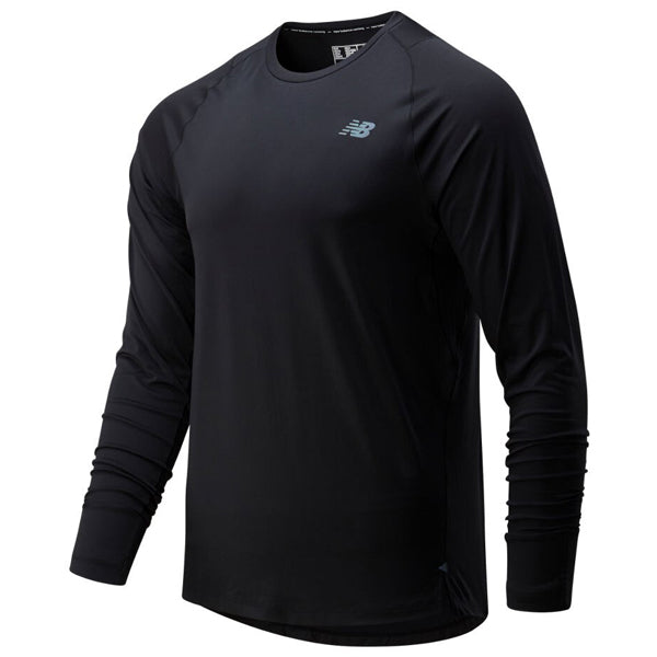 New Balance Men's Q Speed Seasonless Long Sleeve