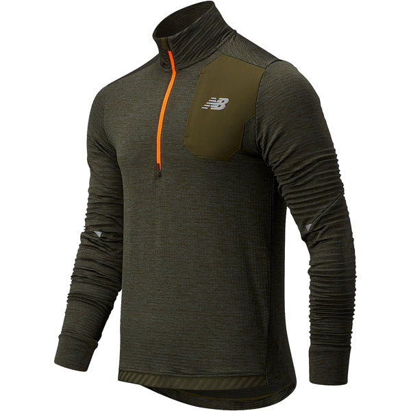 Men's NB Heat Grid 1/2 Zip