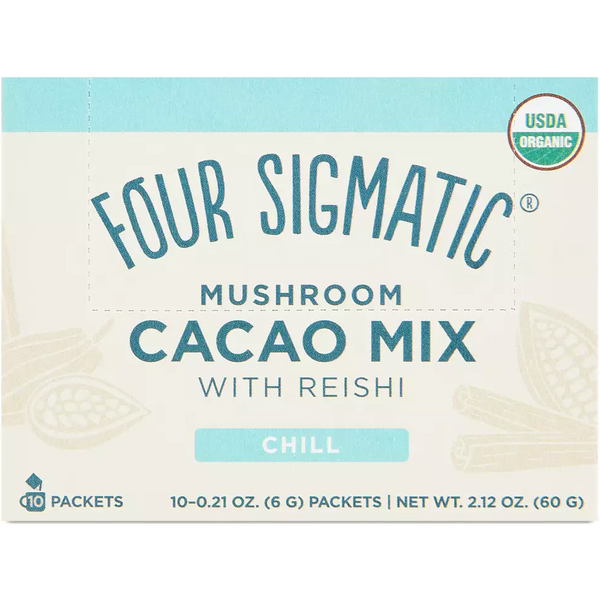 Mushroom Cacao Mix (10 servings) featured view