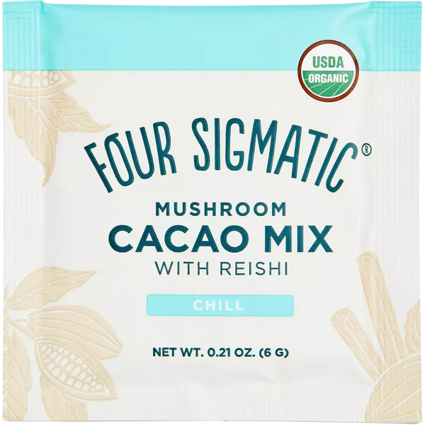 Mushroom Cacao Mix (10 servings) alternate view