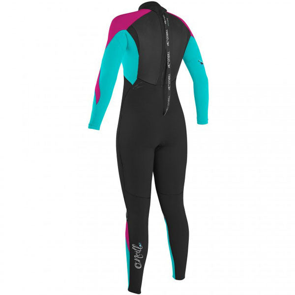 Girls' Epic 4/3mm Wetsuit alternate view