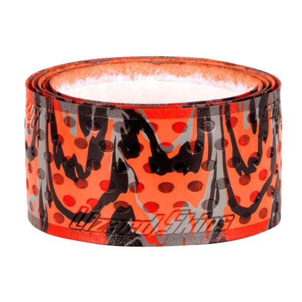 Lizard Skins 1.1 mm DSP Bat Grip - Orange Camo