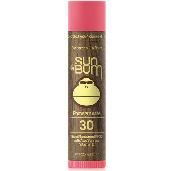 SPF 30 Lip Balm Pomegranate