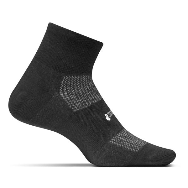 Feetures HP Light Quarter - Black