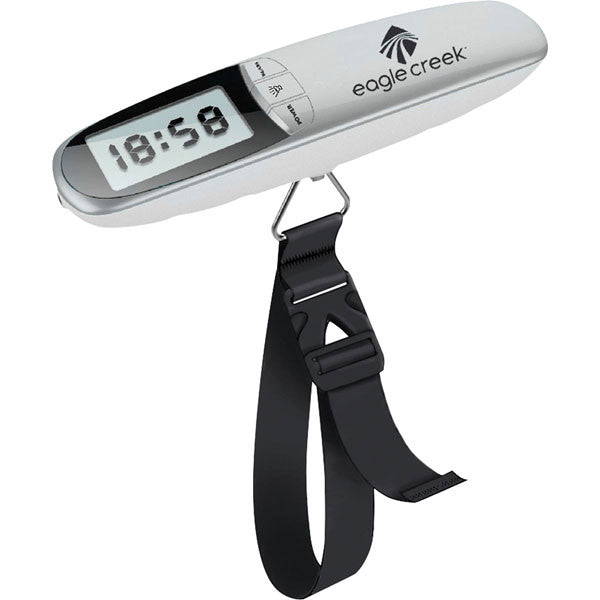 Luggage Scale Alarm Clock