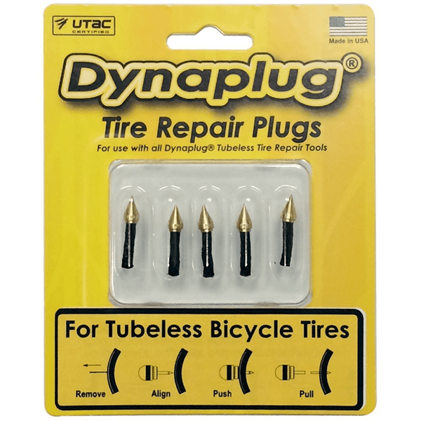 Repair Plugs, Bicycle Edition, pointy