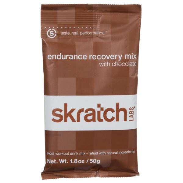 Endurance Recovery Mix Single Serving - 10 Pack