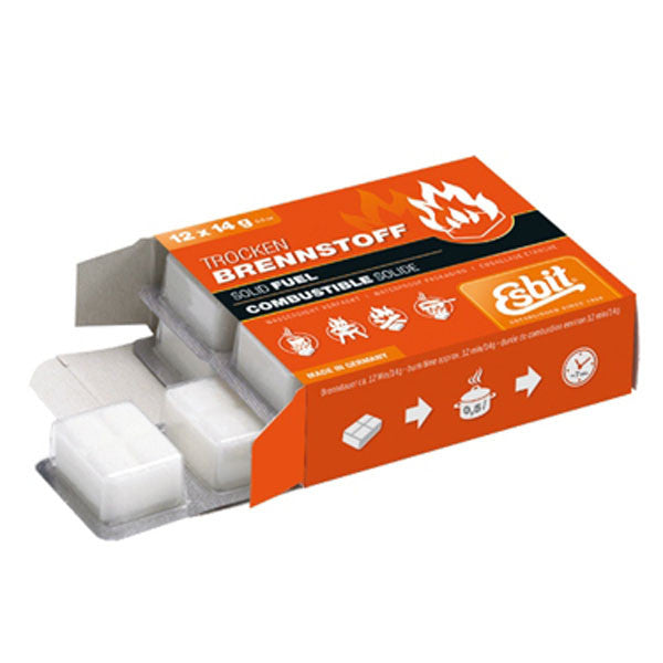 Esbit Solid Fuel 12 Pc