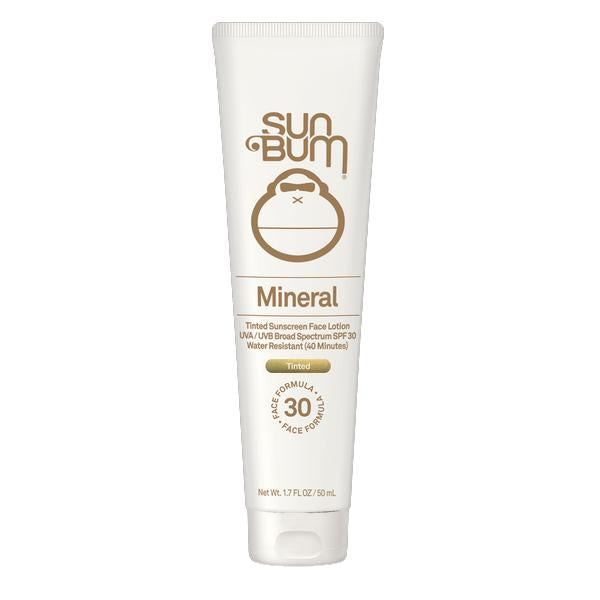 Mineral Tinted Sunscreen Face Lotion SPF 30 - 1.7 oz