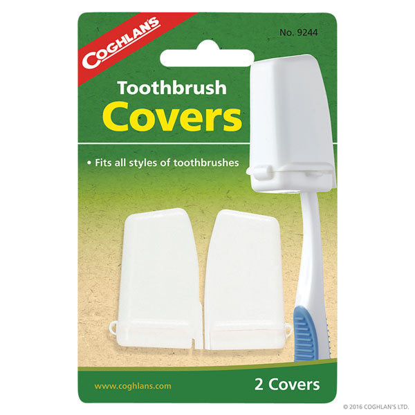 Small Toothbrush Covers (2 Pack)
