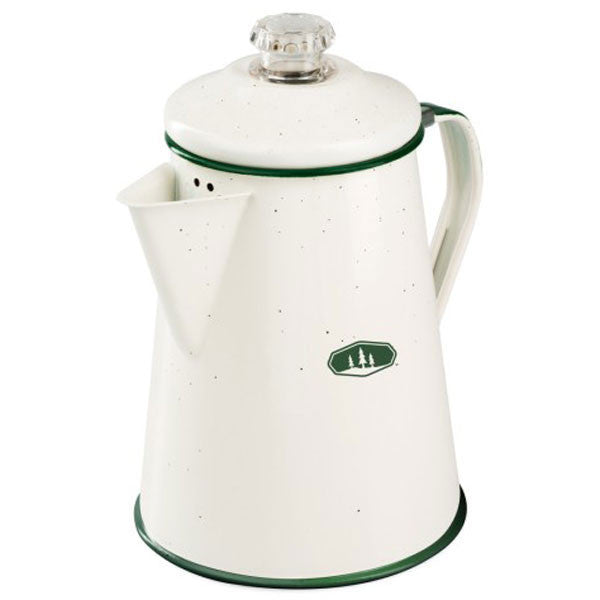 GSI Outdoors 8 cup Percolator- Deluxe