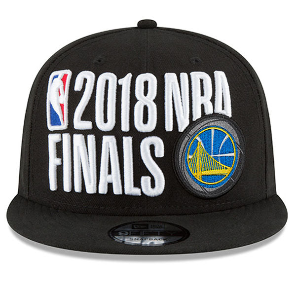 New Era Warriors Western Conference Champs 2018 9Fifty