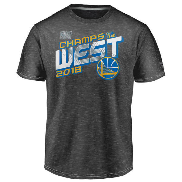 Men's Golden State Warriors 2018 Conference Champions Tee