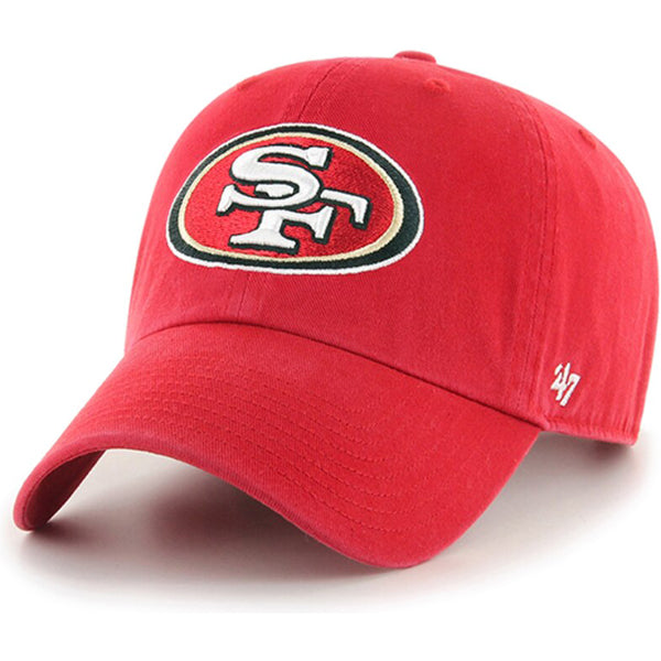 49ers Clean Up Hat