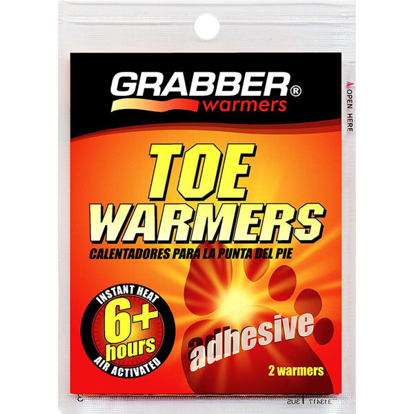 Toe Warmer 8 Pack