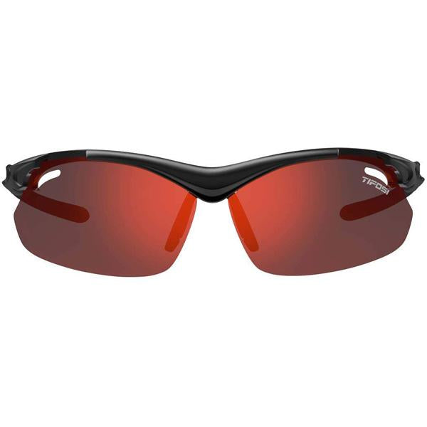 Tifosi Optics Tyrant 2.0 - Gloss Black/Clarion Red + AC Red + Clear