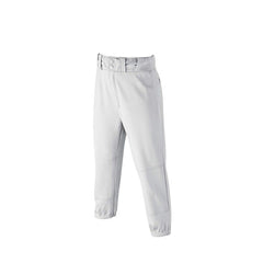 Youth Team Poly Pant White