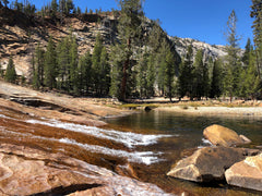 Yosemite: Tuolumne River to Glen Aulin