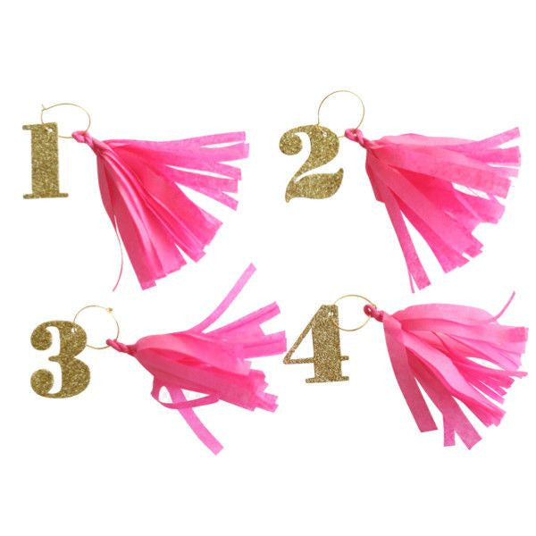 Tassel Wine Tags