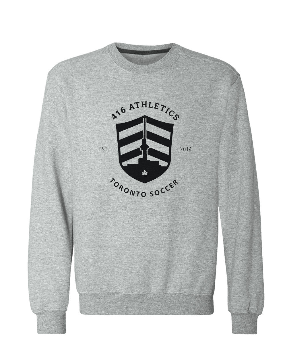 416 Athletics | Grey Crew