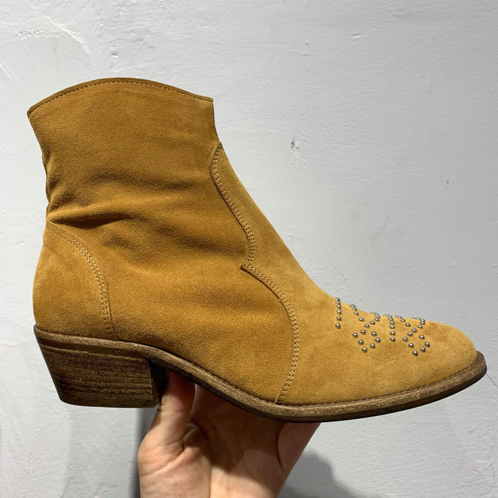 Progetto Z213 Sand Suede