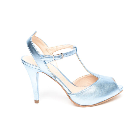 Unisa Tabu Bluette Metallic