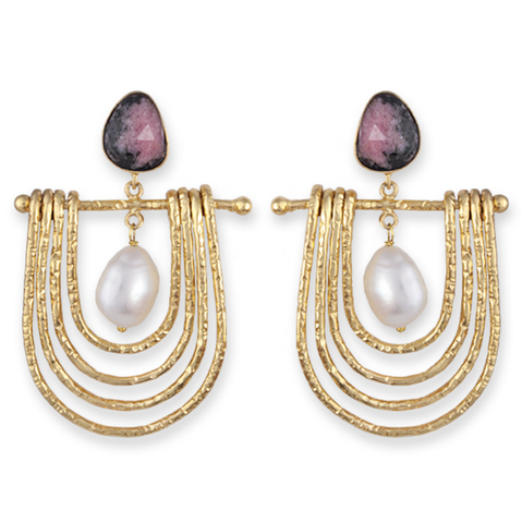 Bianc Cleopatra Earrings