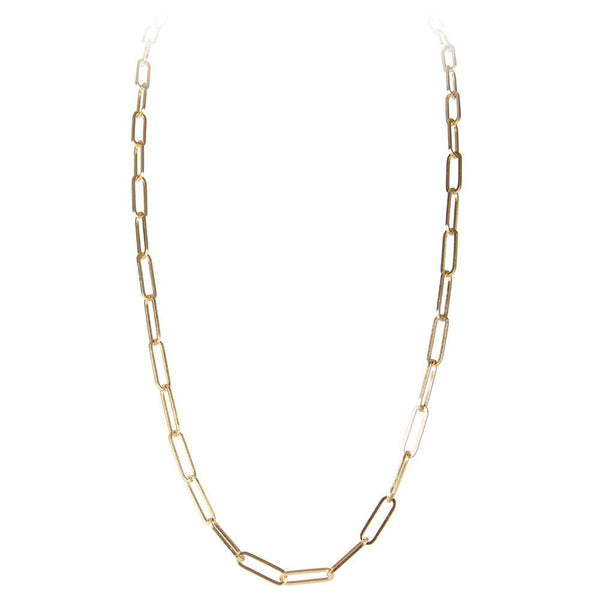 Fairley Classic Link Chain Necklace